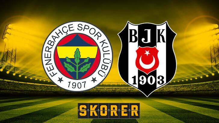 Son dakika | Fenerbahçe-Beşiktaş derbisi oranları belli oldu