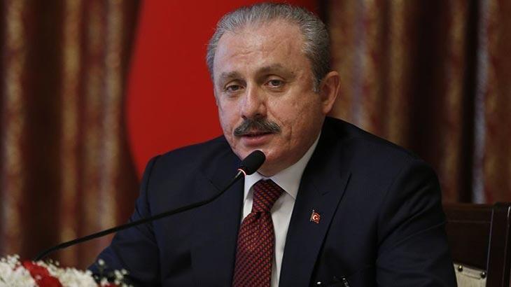 TBMM Başkanı Şentop: Türkiye bu edepsizliğin hesabını soracaktır