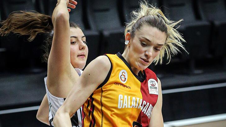 Galatasaraylı basketbolcu Meltem Yıldızhan'da kırık tespit edildi!