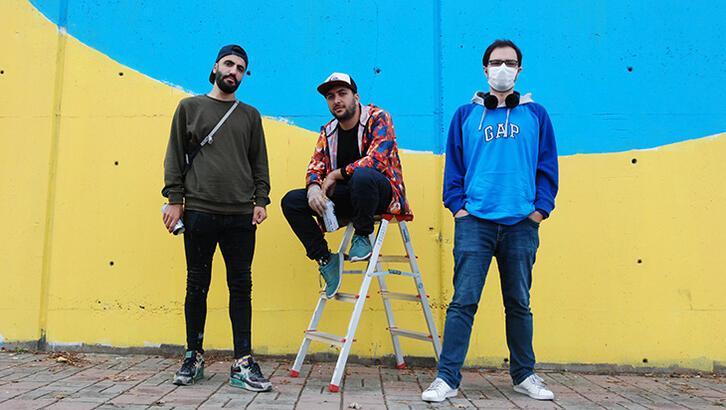 """""""Grafiti zaman içinde daha fazla resimleşti"""""""