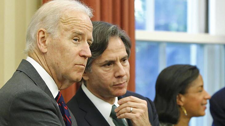 Son dakika... Joe Biden, ABD Dışişleri Bakanı olarak Blinken'i seçeceğini doğruladı