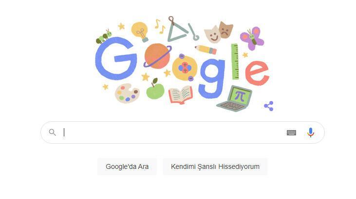 Google 24 Kasım Öğretmenler Gününe özel tasarladığı doodle'ı ana sayfasına taşıdı! Öğretmenler Günü ilk kez ne zaman kutlandı?