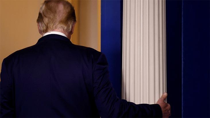 Son dakika: Trump sonunda pes etti! Kaybettiğini ilk kez kabul etti
