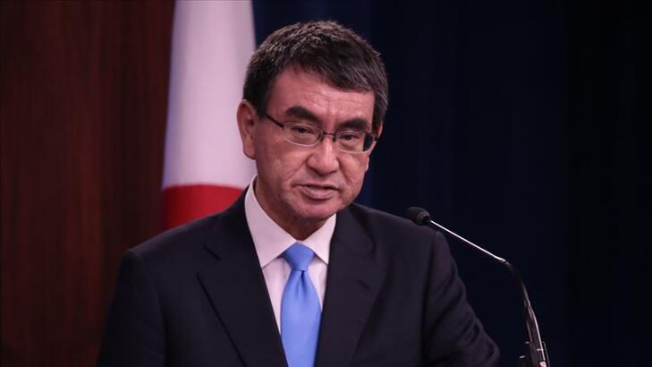 Kono'dan olası seçimde başbakan adaylığı sinyali