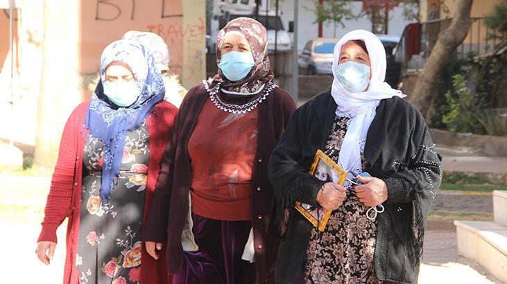 HDP önündeki eylemde 449'uncu gün; aile sayısı 177 oldu