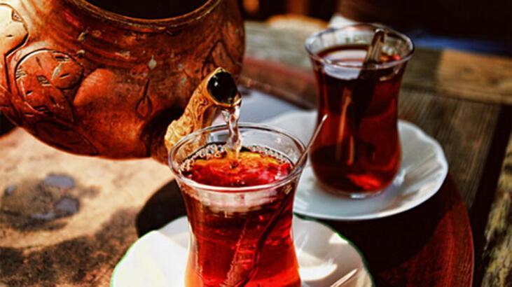 Çay tüketimi salgın sürecinde arttı