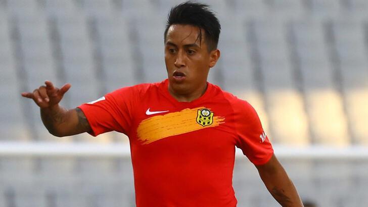 Son dakika | Malatyaspor'da Alberto Cueva kadro dışı bırakıldı!