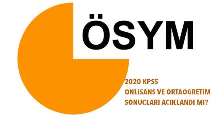 Son viraja girildi! KPSS sonuçları ne zaman açıklanacak? 2020 Önlisans sonuçları açıklandı mı?