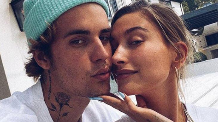 Justin Bieber'dan Hailey Baldwin'e: Hayalim seninle yaşlanmak