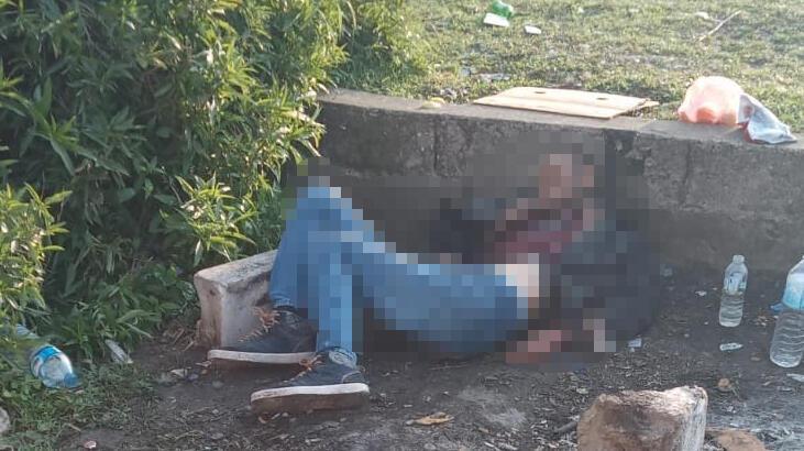Sokaklarda yaşayan adam ölü bulundu!