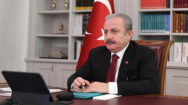 Meclis Başkanı Şentop: Türkiye, göç sorununda yeterince desteklenmiyor