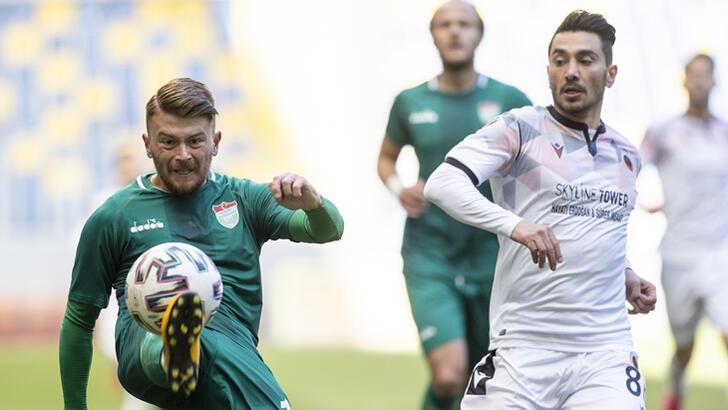 Gençlerbirliği-Kırşehir Belediyespor: 1-0
