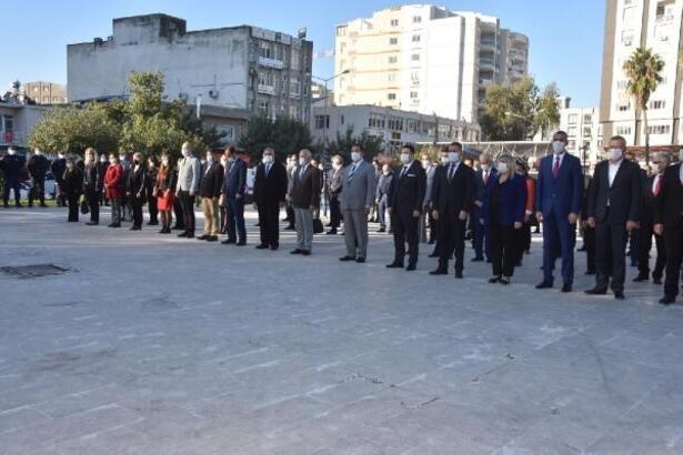Başkan Erdem, 24 Kasım Öğretmenler Günü törenine katıldı
