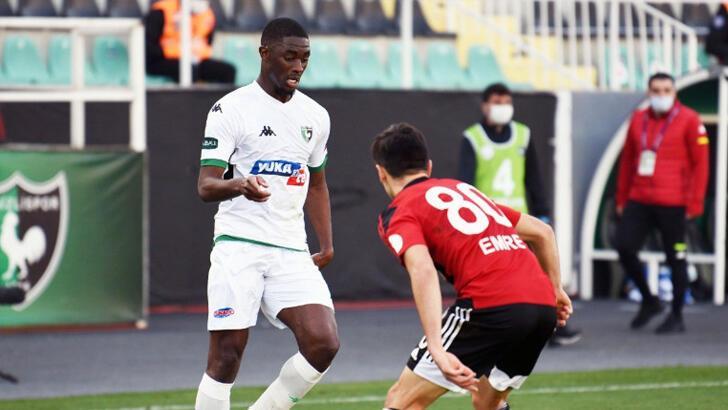 Maç Sonucu | Denizlispor 1-2 Turgutluspor