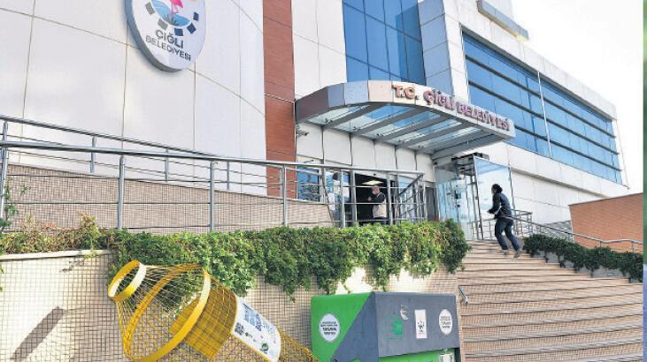 Çiğli Belediyesi'ne  Sıfır Atık belgesi