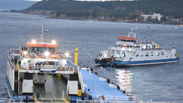 Dikkat! Deniz ulaşımına hava engeli: İptal edildi
