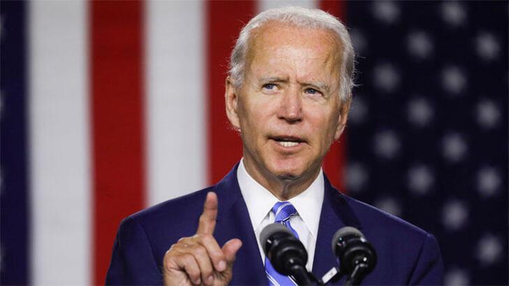 Son dakika... Joe Biden duyurdu: Seçim bitti!