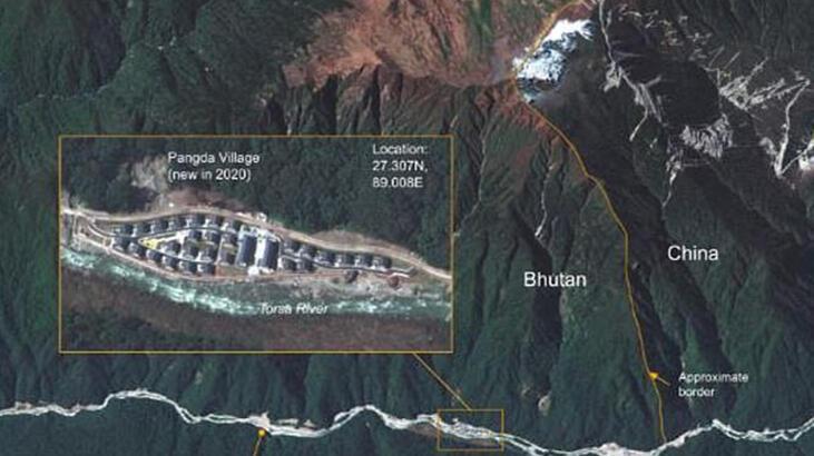 Uydu görüntüleri yayınlandı... Çin'in şok faaliyetleri görüntülendi!