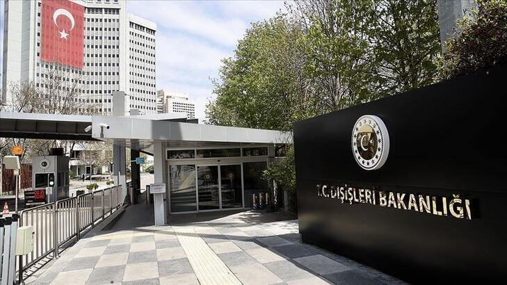 Türkiye'den skandal arama için açıklama: Hukuka aykırı biçimde ve zorla!