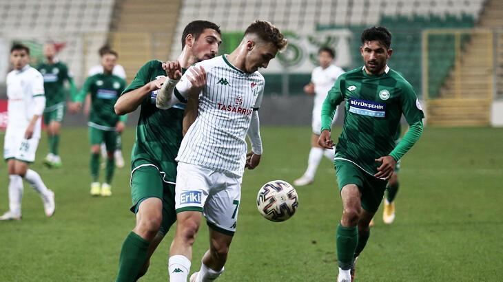 Ziraat Türkiye Kupası: Bursaspor: 1 - 1922 Konyaspor: 0