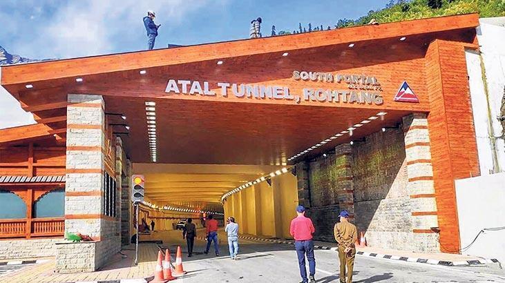 En uzun tünelde Türk damgası