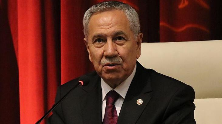 Son dakika... Arınç'la Erdoğan'ın istifa konuşması! Sabırla dinledi sonra...