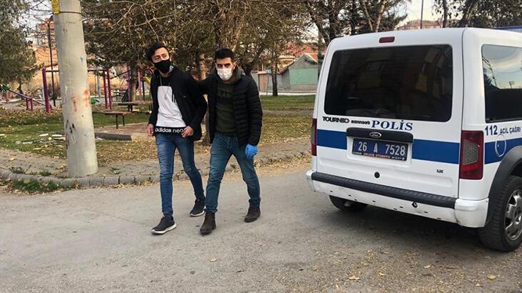 Polisten kaçan gence 7 bin 200 lira para ceza!