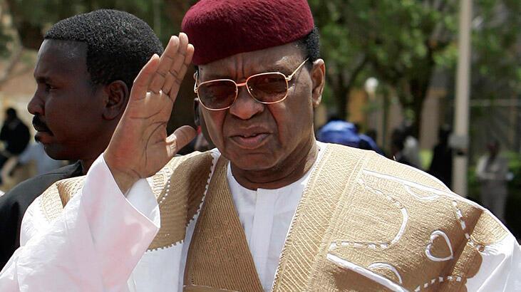 Eski Nijer Cumhurbaşkanı Tandja hayatını kaybetti