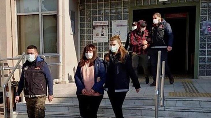 Aydın'da iki sevgiliye baskın! Gözaltına alındılar