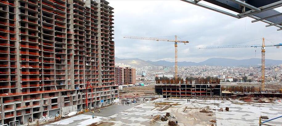 """İnşaat sektörünün 8 STK'si """"deprem"""" konusunda ortak bildiri imzaladı"""