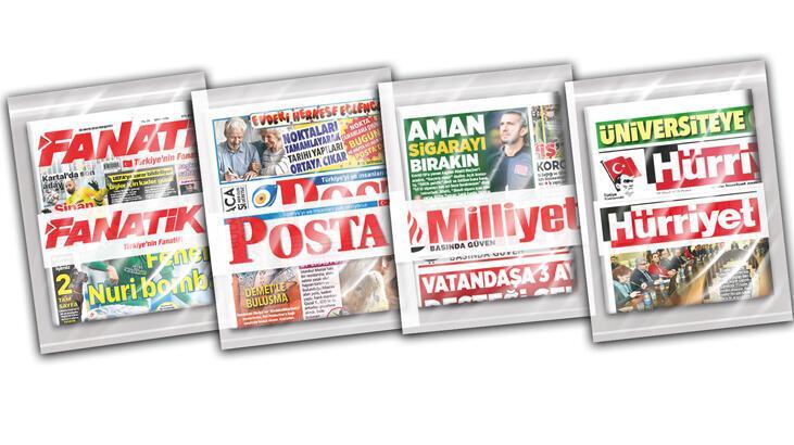 Demirören Medya gazeteleri her sabah okuyucuyla kapıda buluşuyor