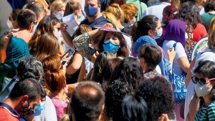 İspanya'da covid-19'dan son 24 saatte 369 kişi öldü