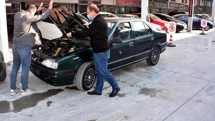İkinci el otomobil alım satımında hareketlilik