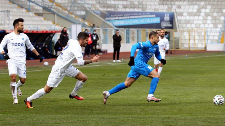 BB Erzurumspor-Ankara Demirspor: 3-2