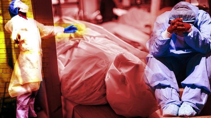 ABD'de koronavirüs bilançosu ağırlaşıyor