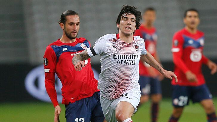 Lille - Milan: 1-1