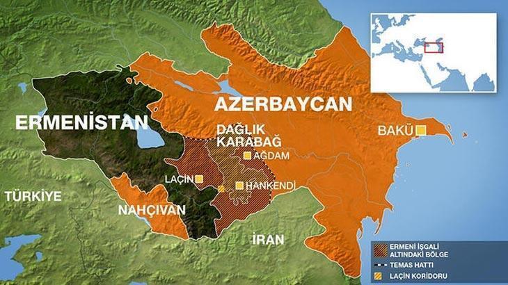 Rusya: Ermenistan'dan Karabağ'a 1700'den fazla sığınmacı döndü