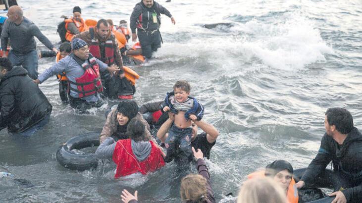 Der Spiegel: AB, Yunanistan'ın mültecileri Türk sularına geri ittiğini gizledi
