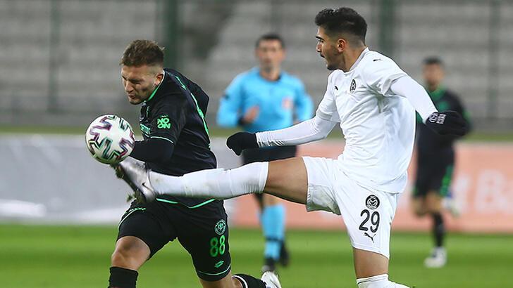 İttifak Holding Konyaspor  - Manisa FK: 7-0