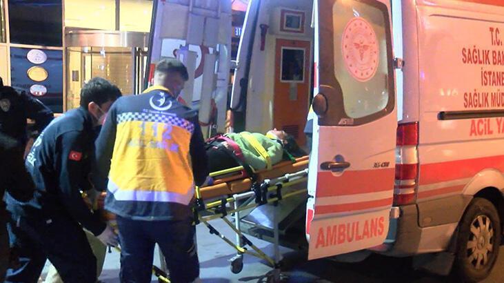 Şişli'de otelin penceresinden düşen kadın yaralandı