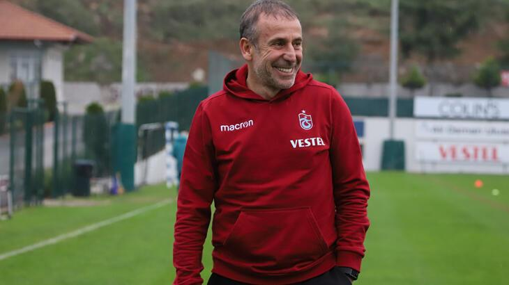 Son dakika - Trabzonspor'da Abdullah Avcı ilk 11'i bozmayacak!