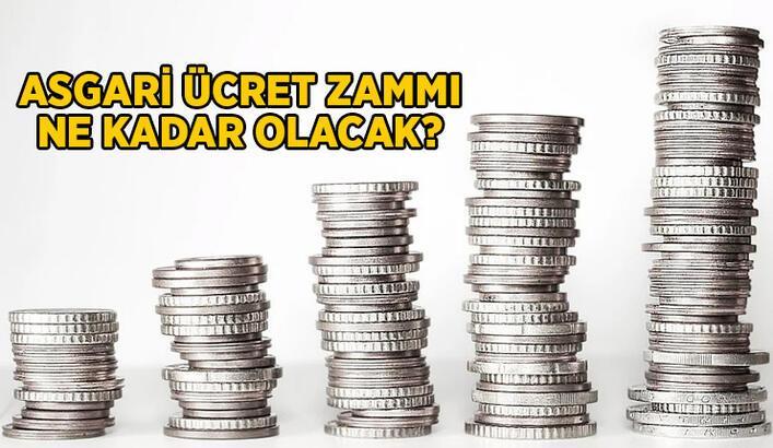 Asgari ücret ne kadar? Asgari ücret zammı ne zaman belli olacak?