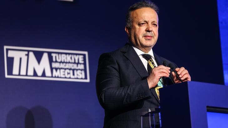 TİM Başkanı Gülle: Kasım ihracatımızda rekor açıklama imkanı buluruz