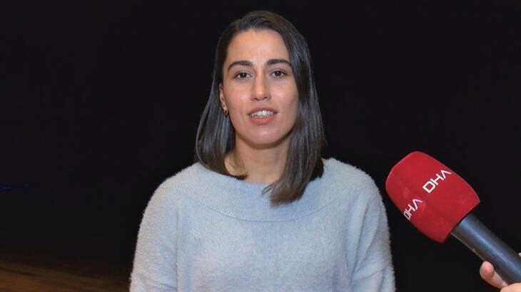 Meltem Hocaoğlu Akyol'un hedefi olimpiyat şampiyonluğu