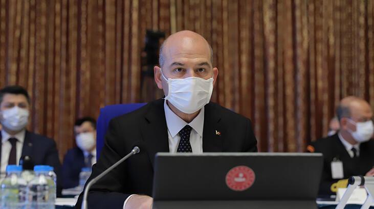 Bakan Soylu'dan, Adil Öksüz ve Zekeriya Öz açıklaması