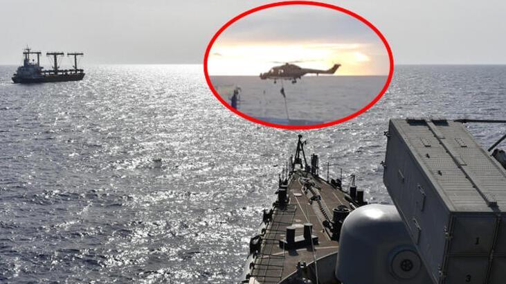 Son dakika... Akdeniz'deki korsan aramayla ilgili soruşturma başlatıldı!