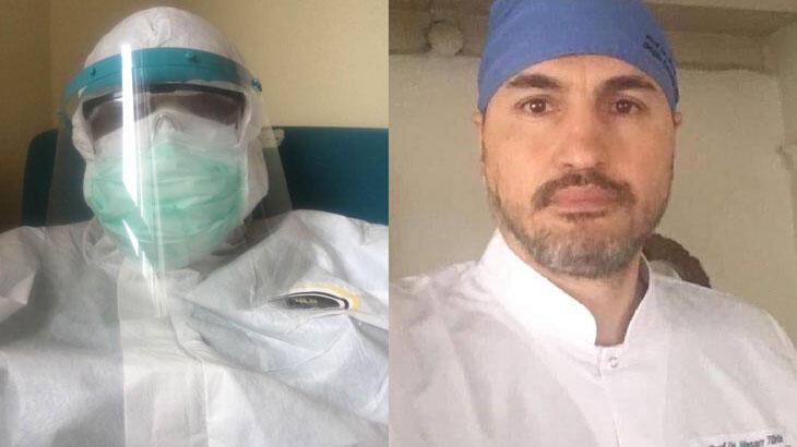 Profesöre korona hastalarından değil, eşinin iş yerine gelen kişi nedeniyle virüs bulaştı