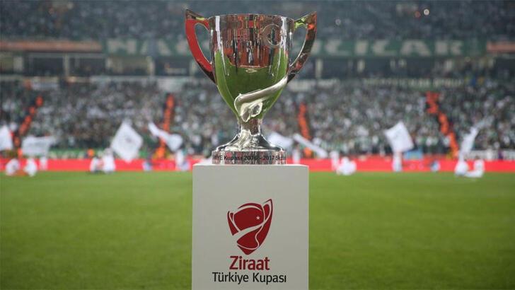 Son dakika   Ziraat Türkiye Kupası'nda 5. Tur eşleşmeleri belli oldu
