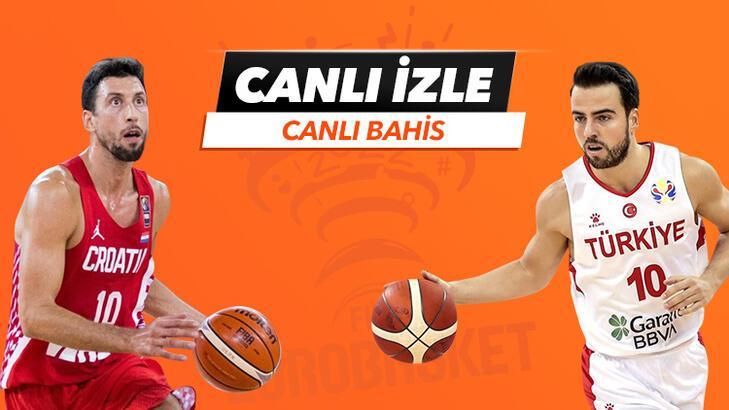 Türkiye - Hırvatistan maçı canlı bahis heyecanı Misli.com'da