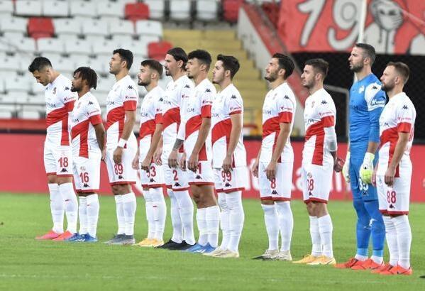 Antalyaspor'un rakibi Bolu